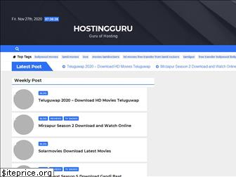 hostingguru.in