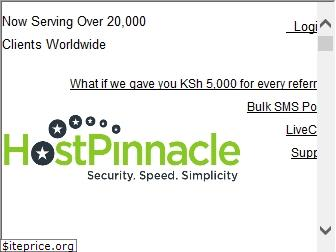 hostpinnacle.co.ke