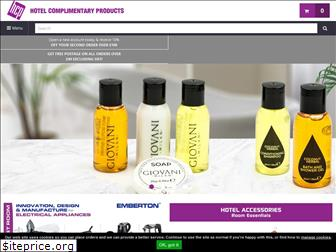 hotel-complimentary-products.co.uk