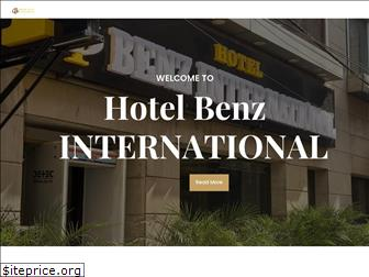 hotelbenz.in