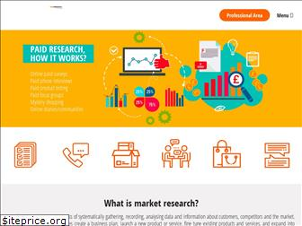 how-paid-research-works.com