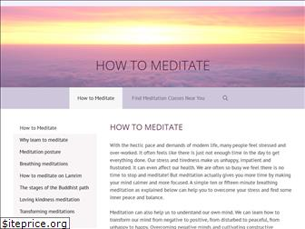 how-to-meditate.org