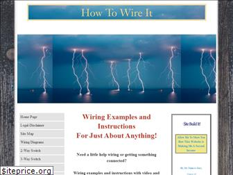 how-to-wire-it.com