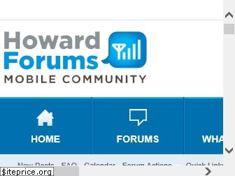 howardforums.com