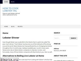 howtocooklobstertail.com