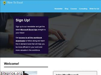 howtoexcel.org
