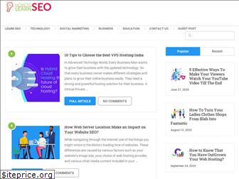 howtolearnseo.com