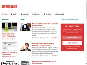 howtotech.org