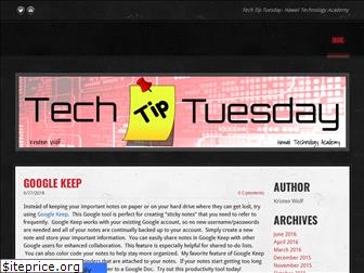 htatechtiptuesday.weebly.com