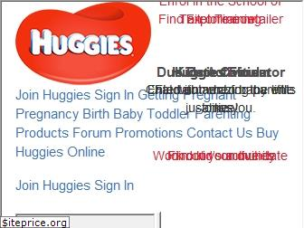 huggies.co.nz