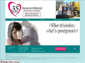 humanlifeservices.org