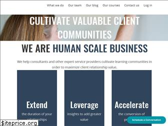 humanscalebusiness.org