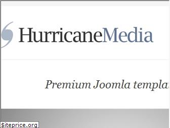 hurricanemedia.net