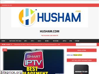 husham com website worth, domain value and website traffic