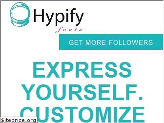 hypifyfonts.com
