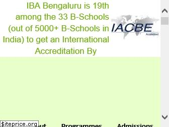 iba.ac.in