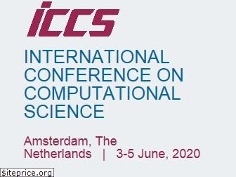 iccs-meeting.org