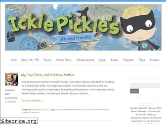 icklepickleslife.co.uk