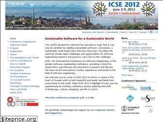 www.icse2012.org website price