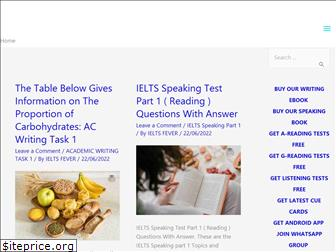 www.ieltsfever.org website price