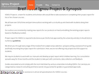 ignouproject.net