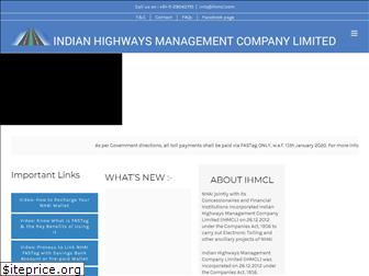 ihmcl.co.in