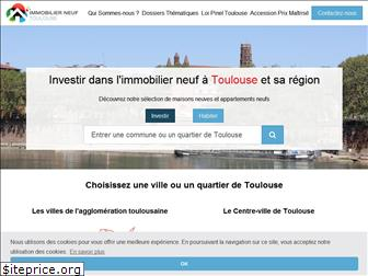 immobilierneuftoulouse.fr