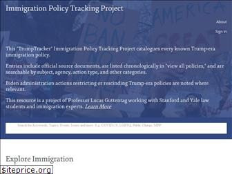 immpolicytracking.org