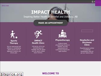 impacthealthphysiotherapy.com