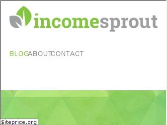 incomesprout.co