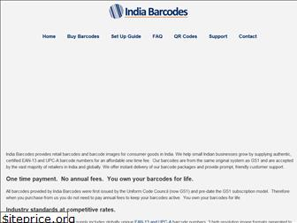 indiabarcodes.co.in