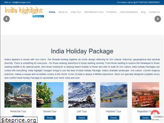 indiahighlightvoyages.com