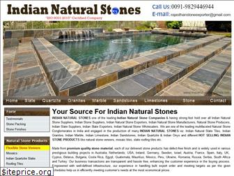 indian-natural-stones.net