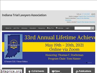 indianatriallawyers.org
