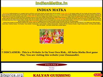indianmatka.in