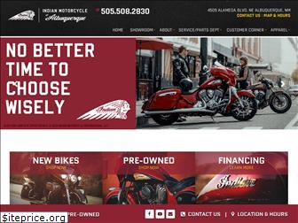 indianmotorcycleabq.com