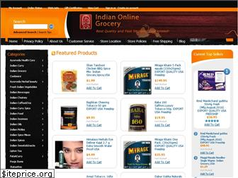 indianonlinegrocery.com