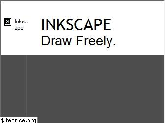 www.inkscape.org website price