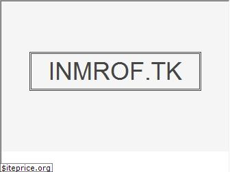 www.inmrof.tk website price