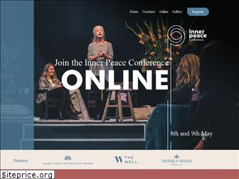 innerpeaceconference.org