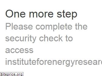 instituteforenergyresearch.org