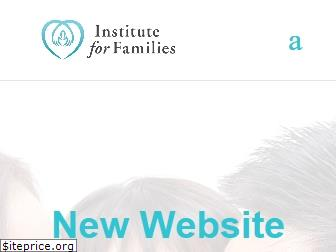 instituteforfamilies.org