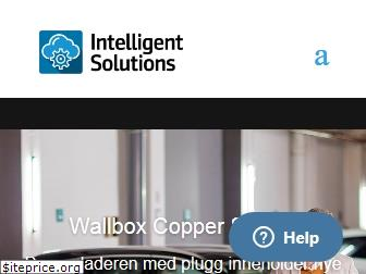 www.intelligent-solutions.no website price