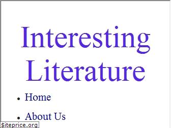 interestingliterature.com