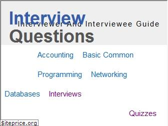 interviewquestionsanswers.org