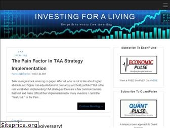 www.investingforaliving.us website price