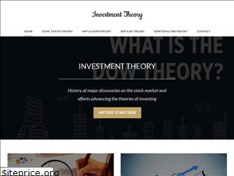 investmenttheory.org