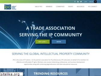 ipo.org