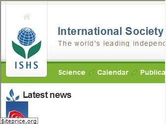 www.ishs.org website price