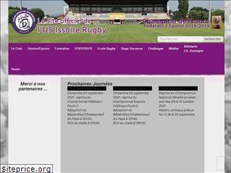 issoire-rugby.fr
